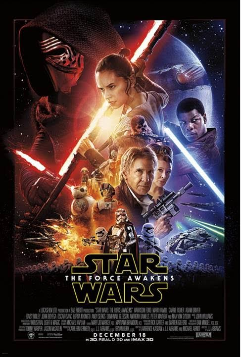 STAR WARS: THE FORCE AWAKENS - Coloring & Activity Sheets #TheForceAwakens